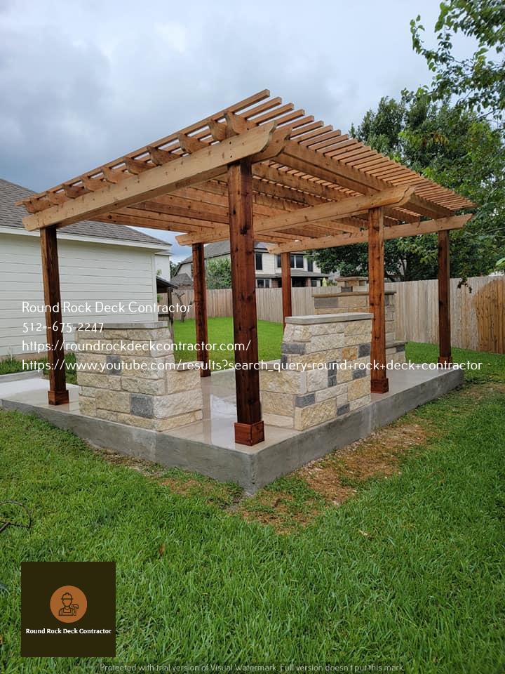 Round Rock Deck Contractor